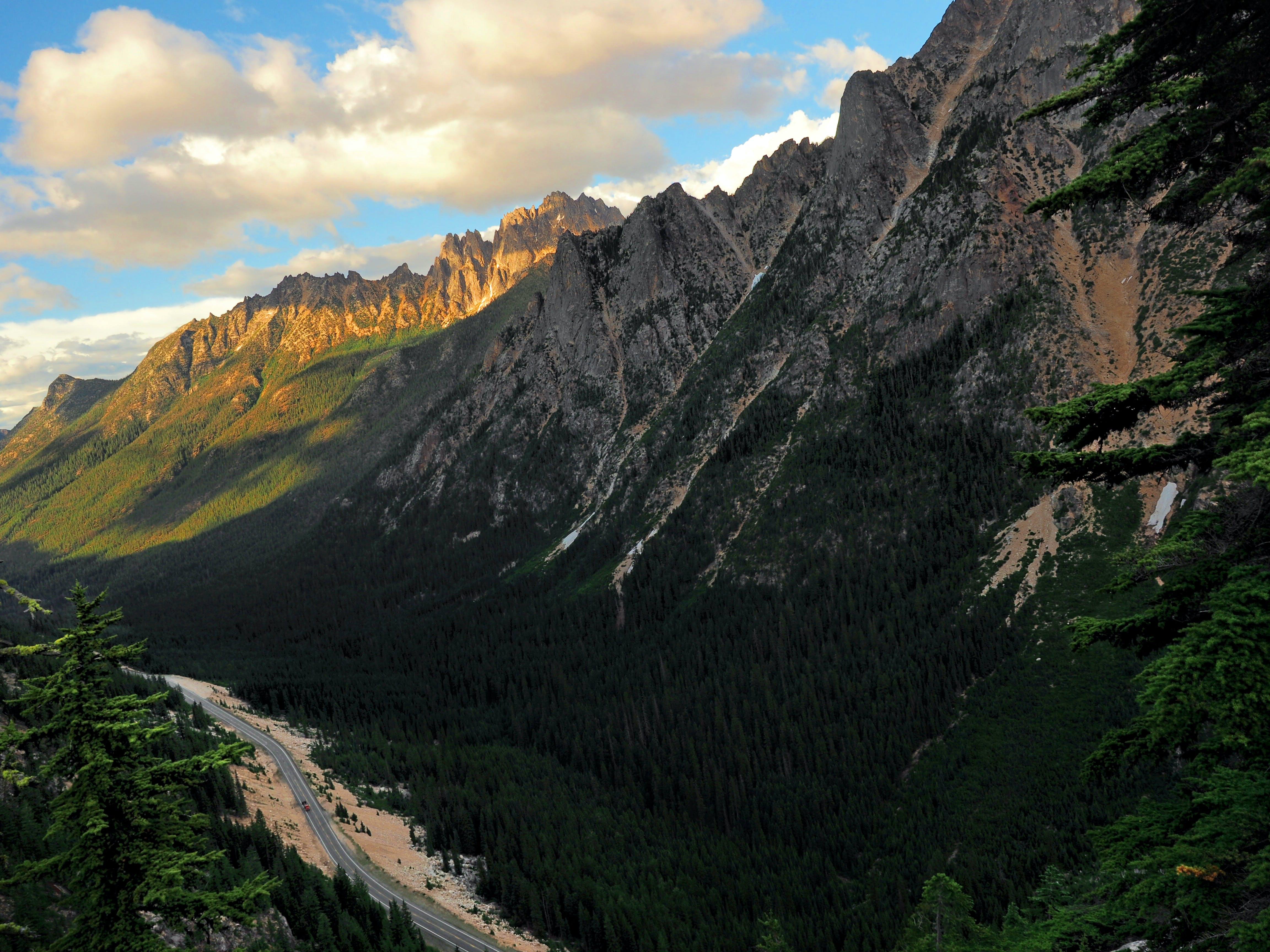 Photos gratuites de montagne rocheuse, montagnes, nature, paysage