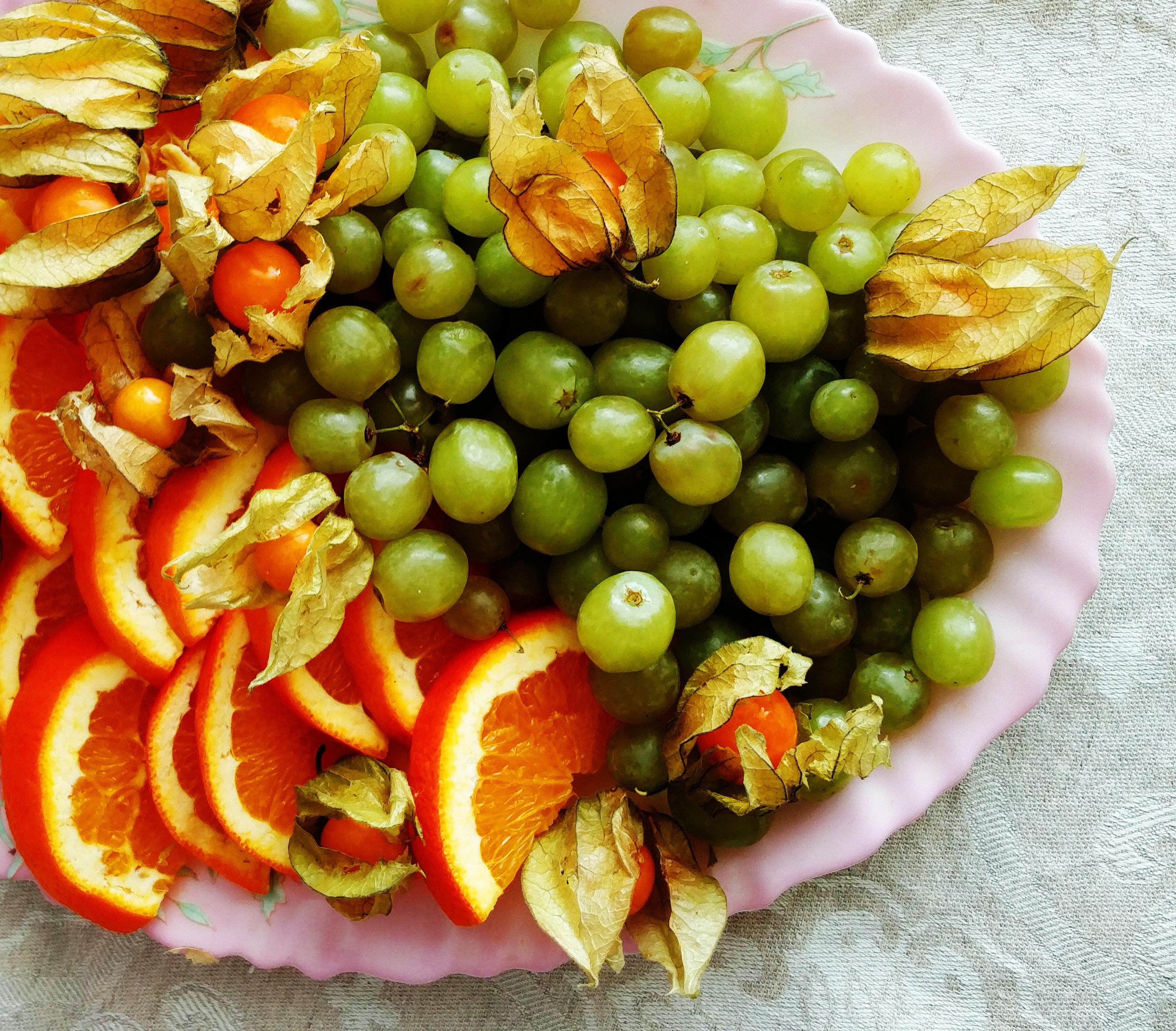 Imagine De Stoc Gratuită Cu Amestec De Fructe Cină Colorat