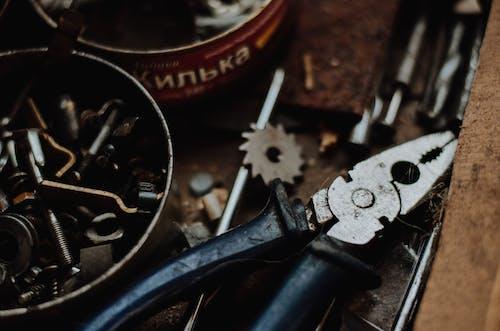 도구, 빈티지, 약간 나이 먹은의 무료 스톡 사진