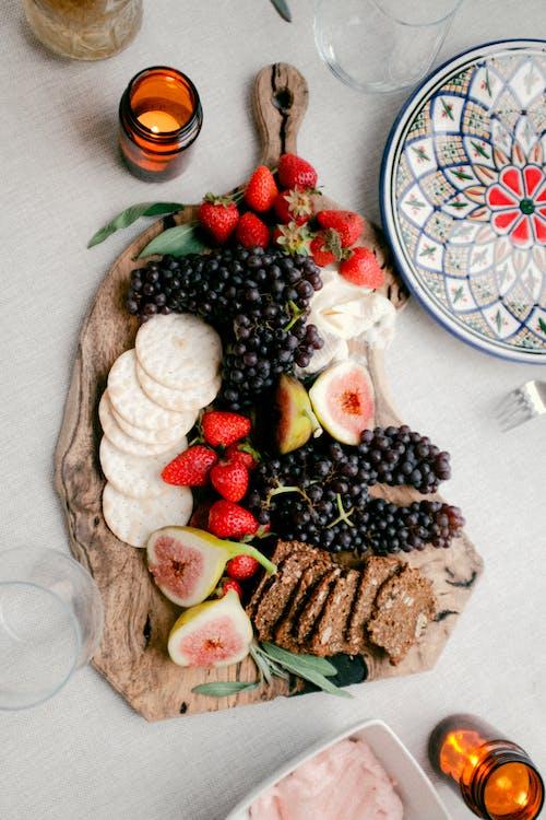 Kostenloses Stock Foto zu diät, erdbeeren, essen, früchte