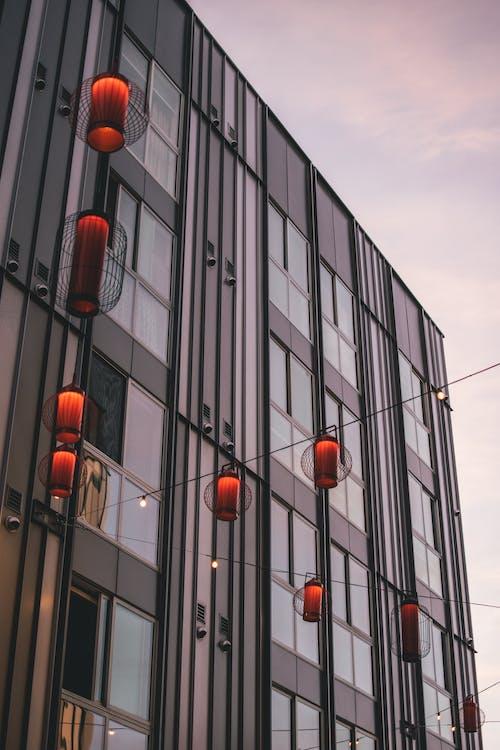 Ảnh lưu trữ miễn phí về kiến trúc, quan điểm, Tòa nhà, đèn lồng