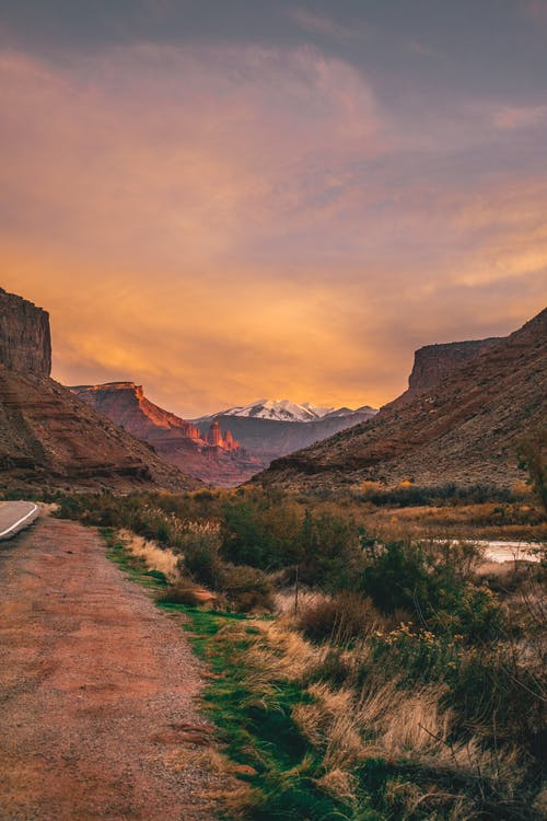 Darmowe zdjęcie z galerii z góra, kanion, krajobraz, malowniczy