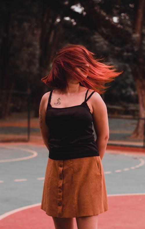 Ingyenes stockfotó haj, kültéri kihívás, nő, személy témában