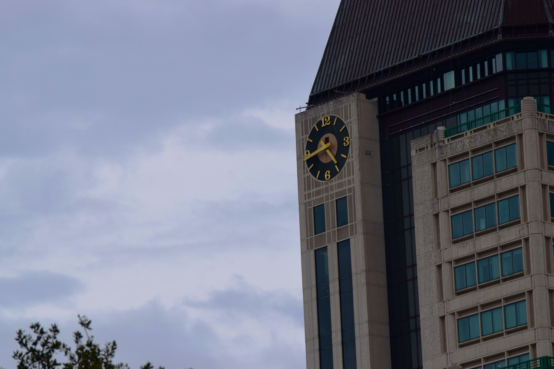 Free stock photo of #clock #tower