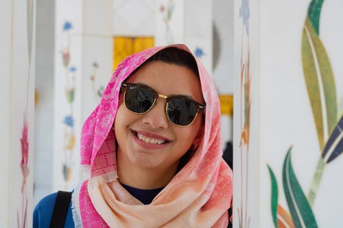 Kostenloses Stock Foto zu abu dhabi, fashion, frau, hijab