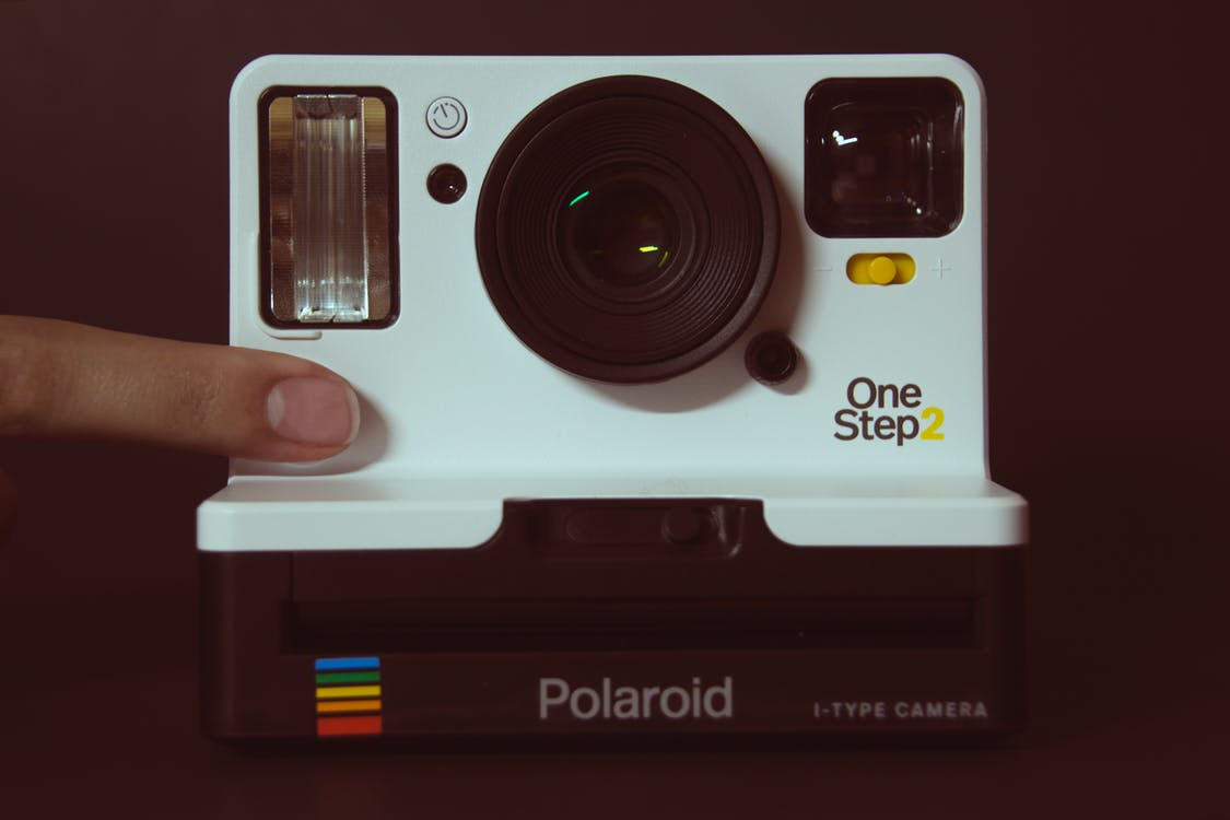 cámara, fotografía de producto, retro