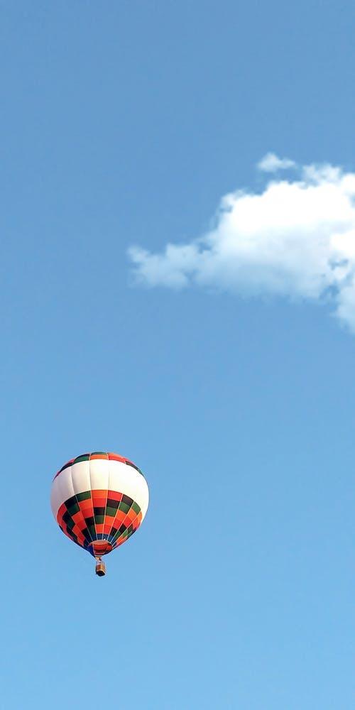 balon, bulut, hindistan festivali, mavi içeren Ücretsiz stok fotoğraf