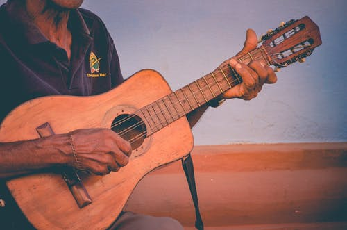 Free stock photo of cuba, guitar, latino
