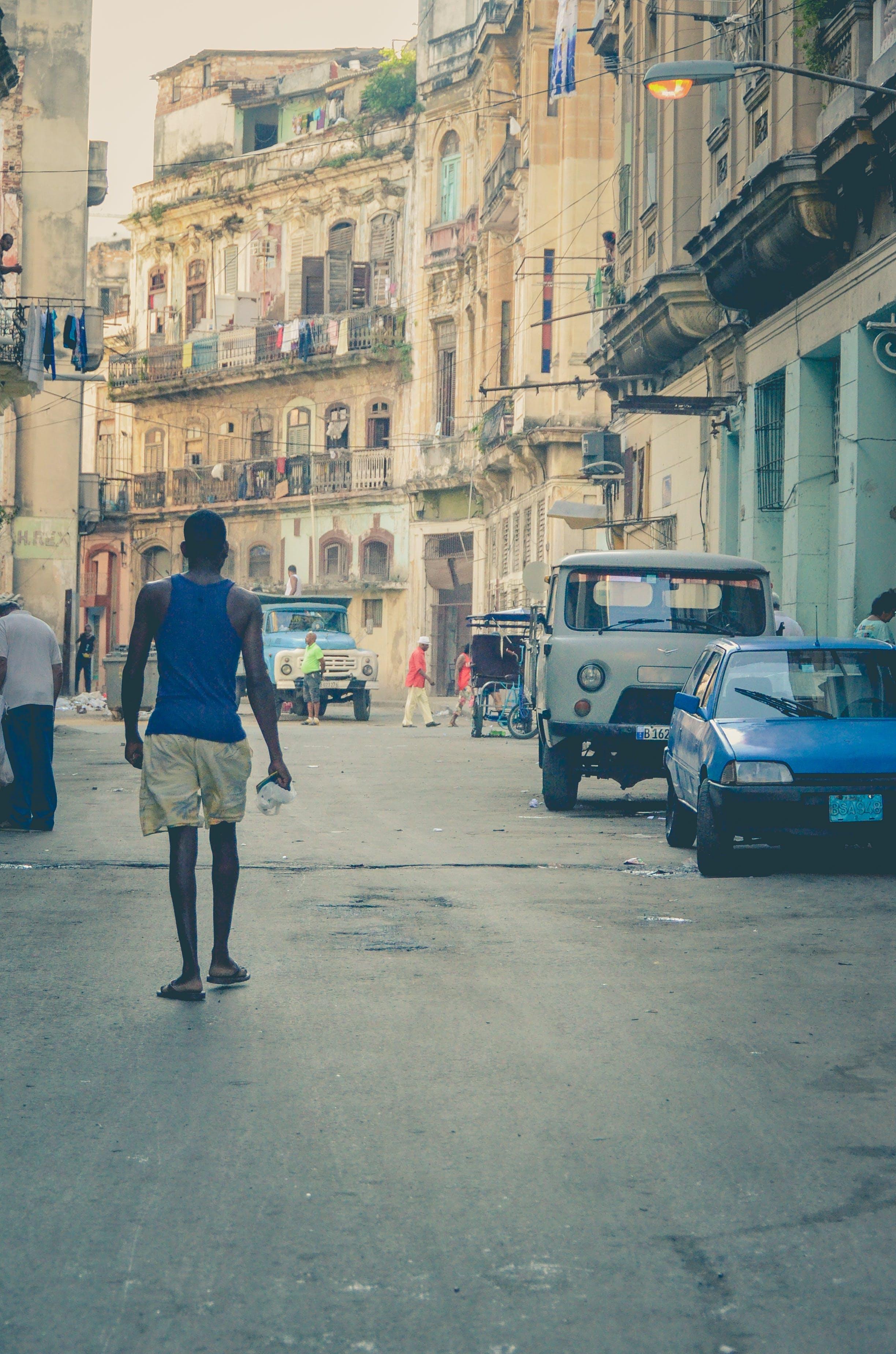 Free stock photo of cars, city, cuba, havana