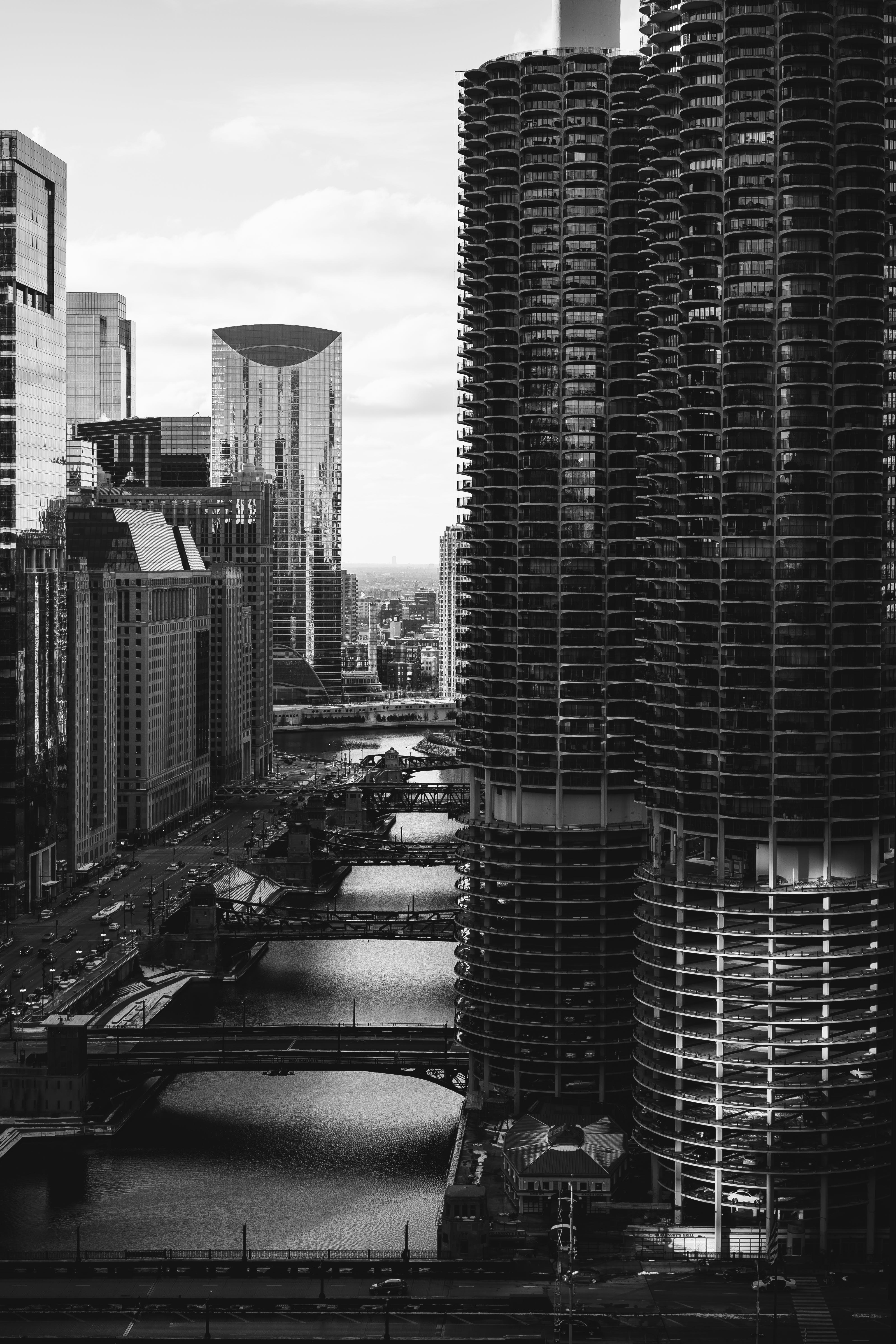 Ảnh lưu trữ miễn phí về các tòa nhà, chicago, kiến trúc, thành phố