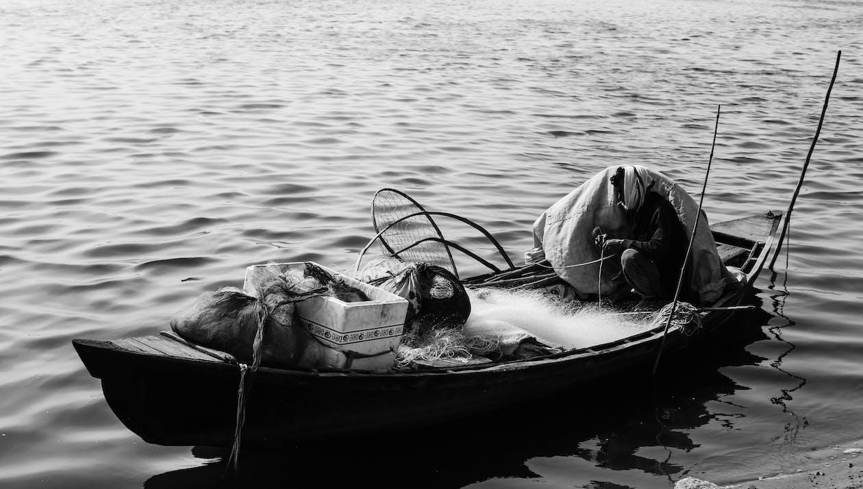 båd, båddæk, både