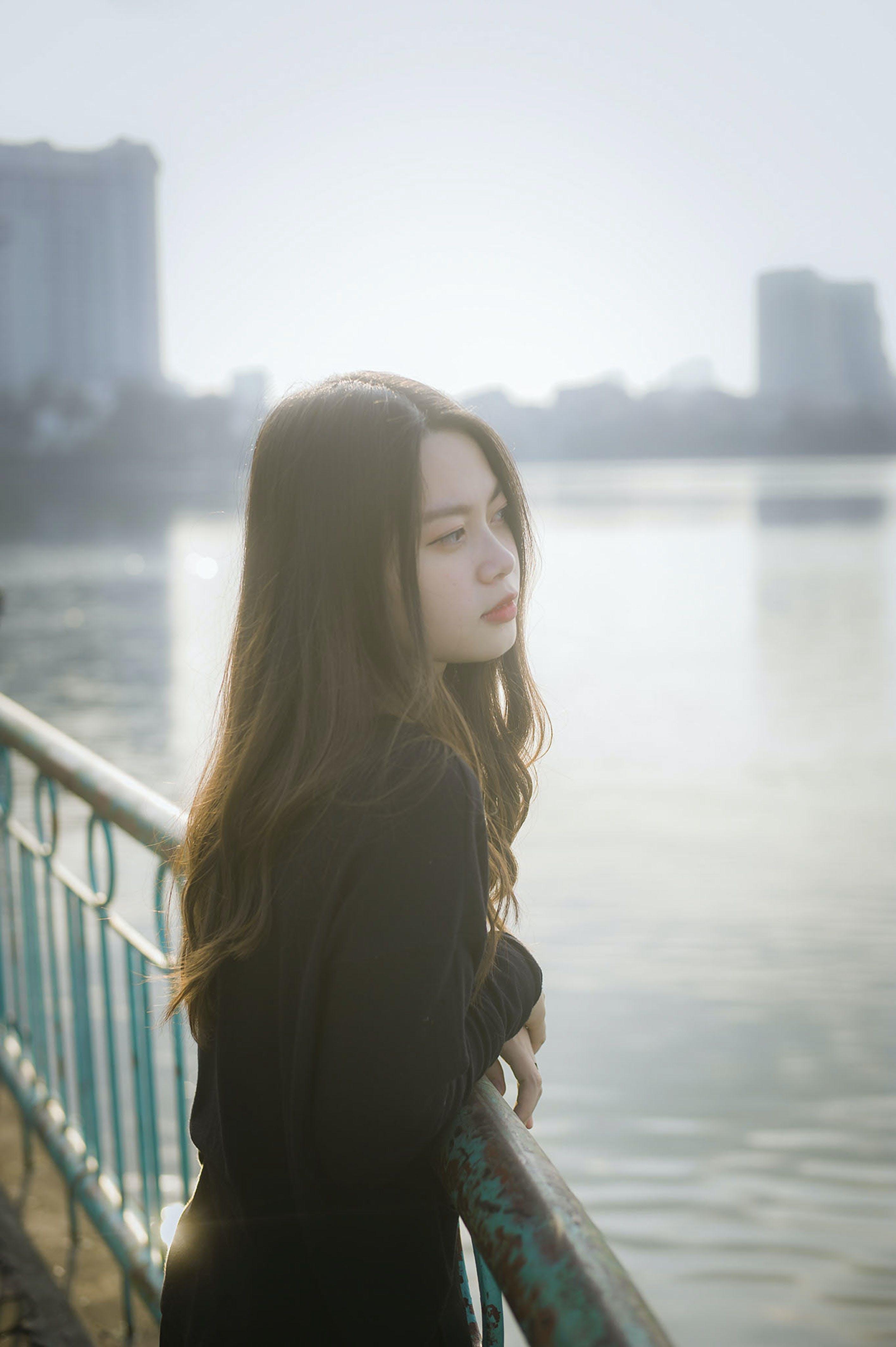 Бесплатное стоковое фото с азиатка, Азиатская девушка, вода, девочка