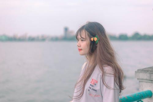 Ingyenes stockfotó #vietnami, ázsiai lány, imádnivaló, portréfotózás témában