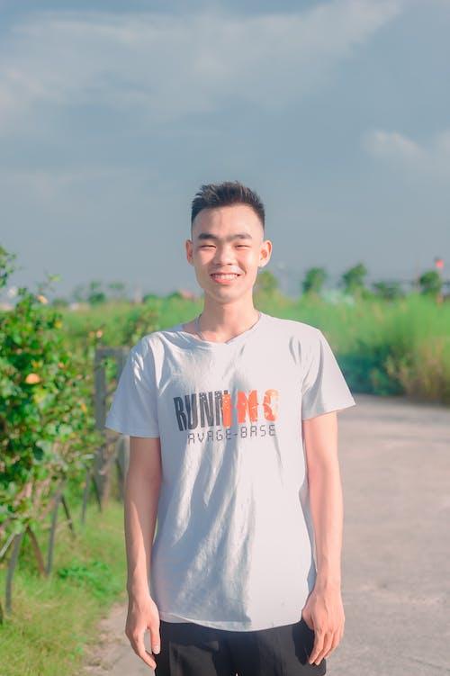 Ingyenes stockfotó #vietnami, ázsiai fiú, jóképű, napos nap témában
