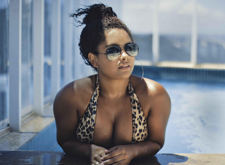 Základová fotografie zdarma na téma bikini, hezký, krásný, kůže