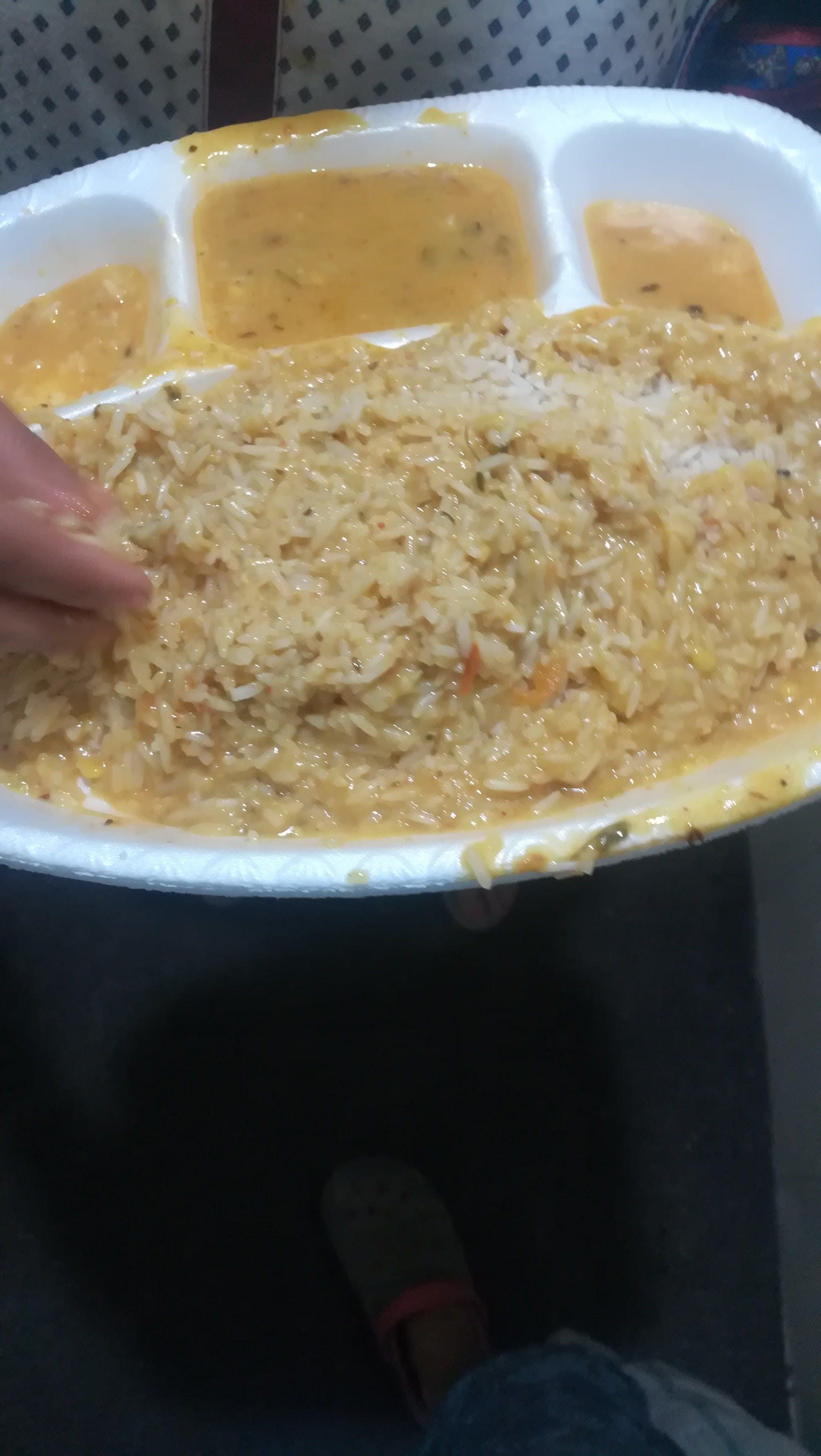 Free stock photo of asian food, chawal, curry, kadi