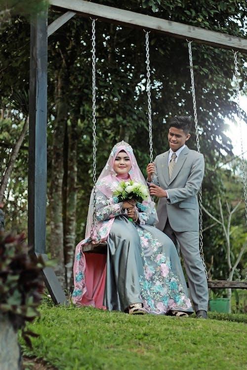 Darmowe zdjęcie z galerii z miłość, para, ślub