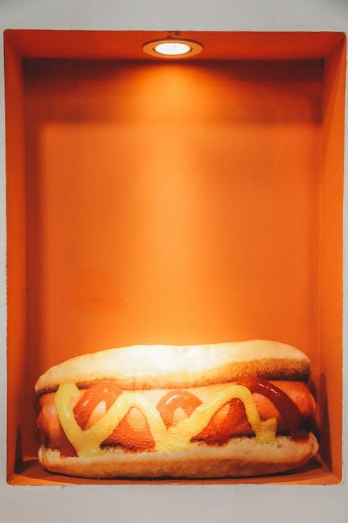 Imagine de stoc gratuită din chiflă, coc, delicios, fast food