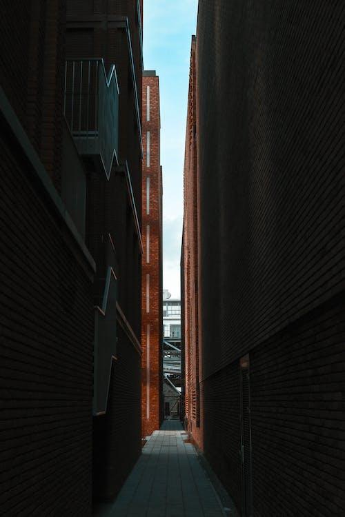 Brown Concrete Building