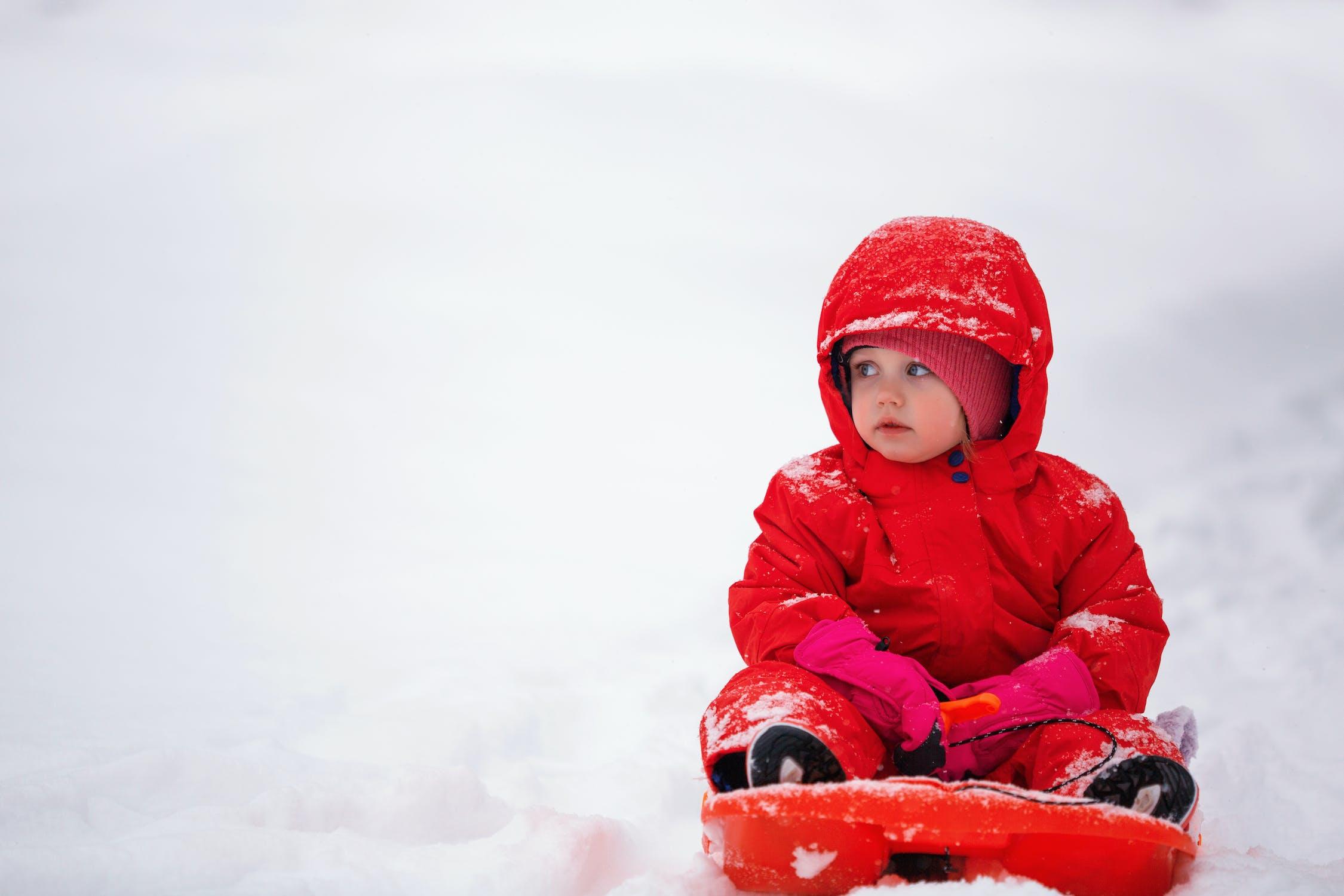 Jak ubierać dziecko przy przeziębieniu? - Blog HOKUS POKUS S.C.