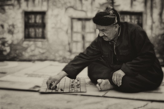 Free stock photo of man, person, playing, game