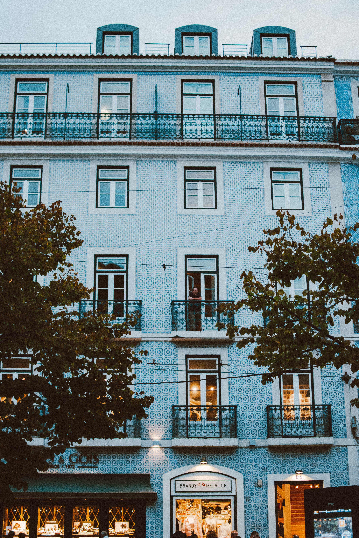 Kostnadsfri bild av arkitektur, balkonger, byggnad, Fasad