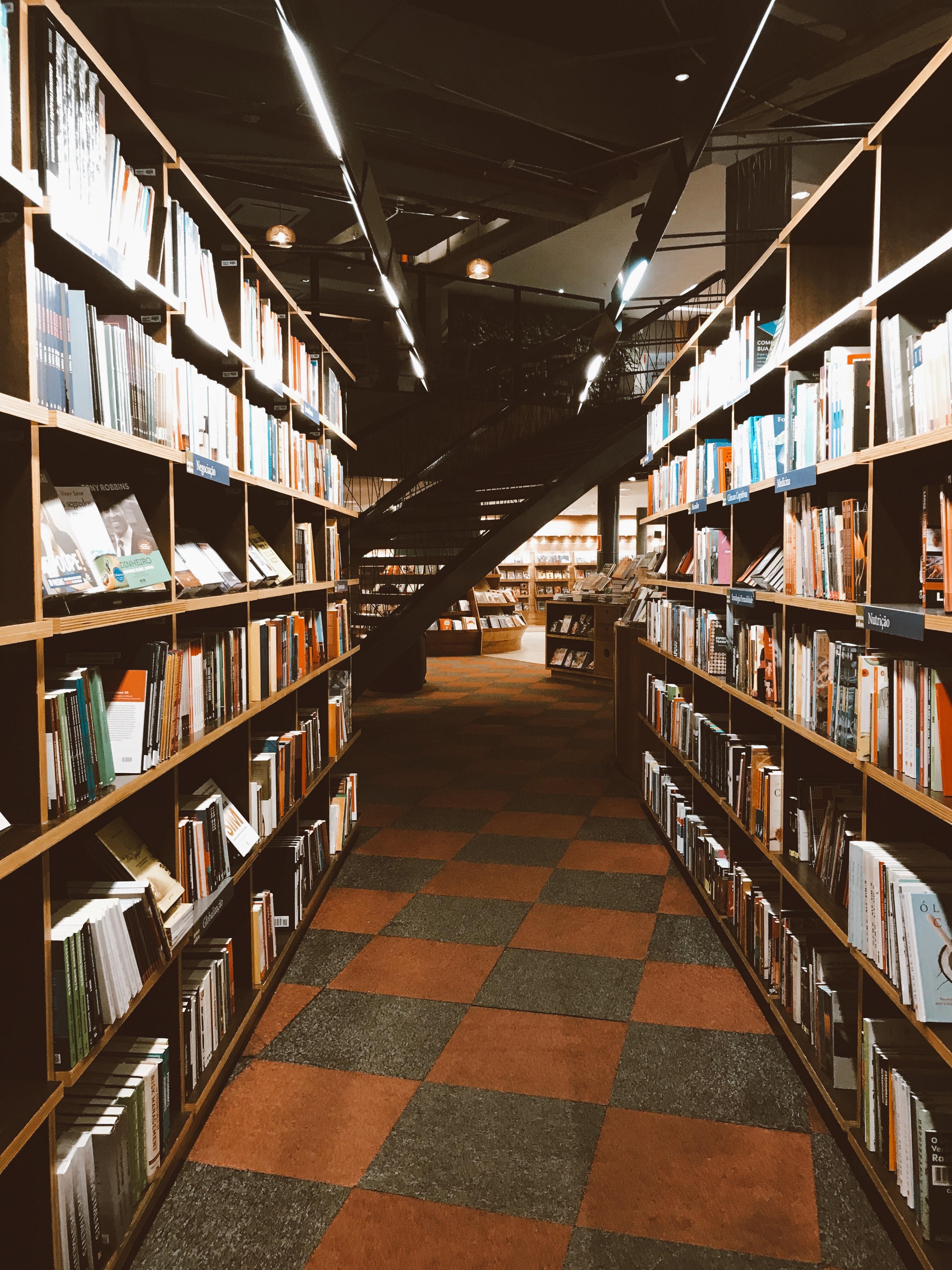 100 Wonderful Library · Pexels · Free Stock s