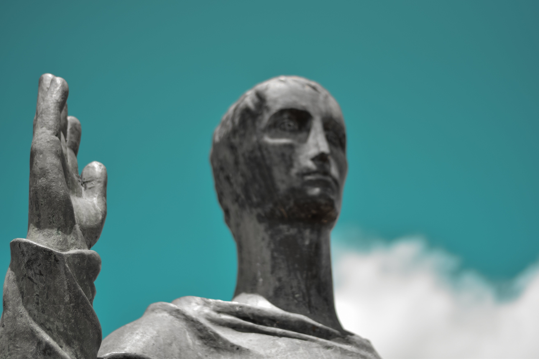 Free stock photo of brasilia, céu, sky, statue
