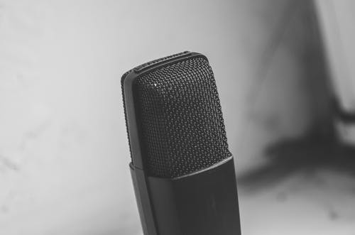 Free stock photo of audio, headphones, mic, microphone