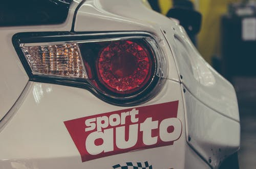 Free stock photo of auto, automobile, backlight, bodykit