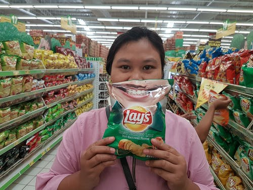 Gratis arkivbilde med #indonesia #muslim #potato chips #lays