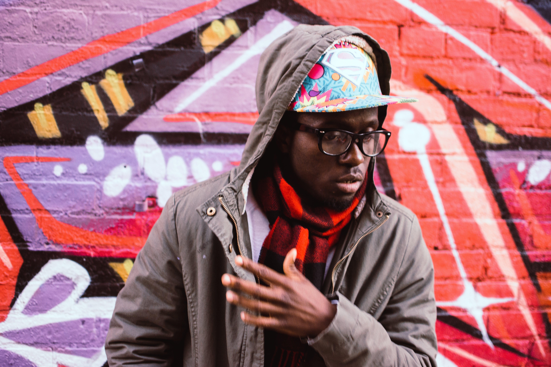 Free stock photo of art, graffiti, hat, HipHop