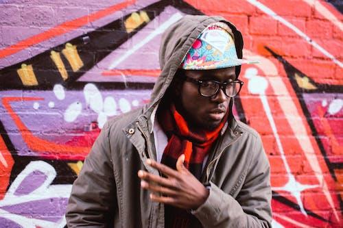 Foto d'estoc gratuïta de art, barret, graffiti, HipHop
