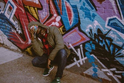Foto d'estoc gratuïta de Àfrica, basko, fotografia urbana, HipHop