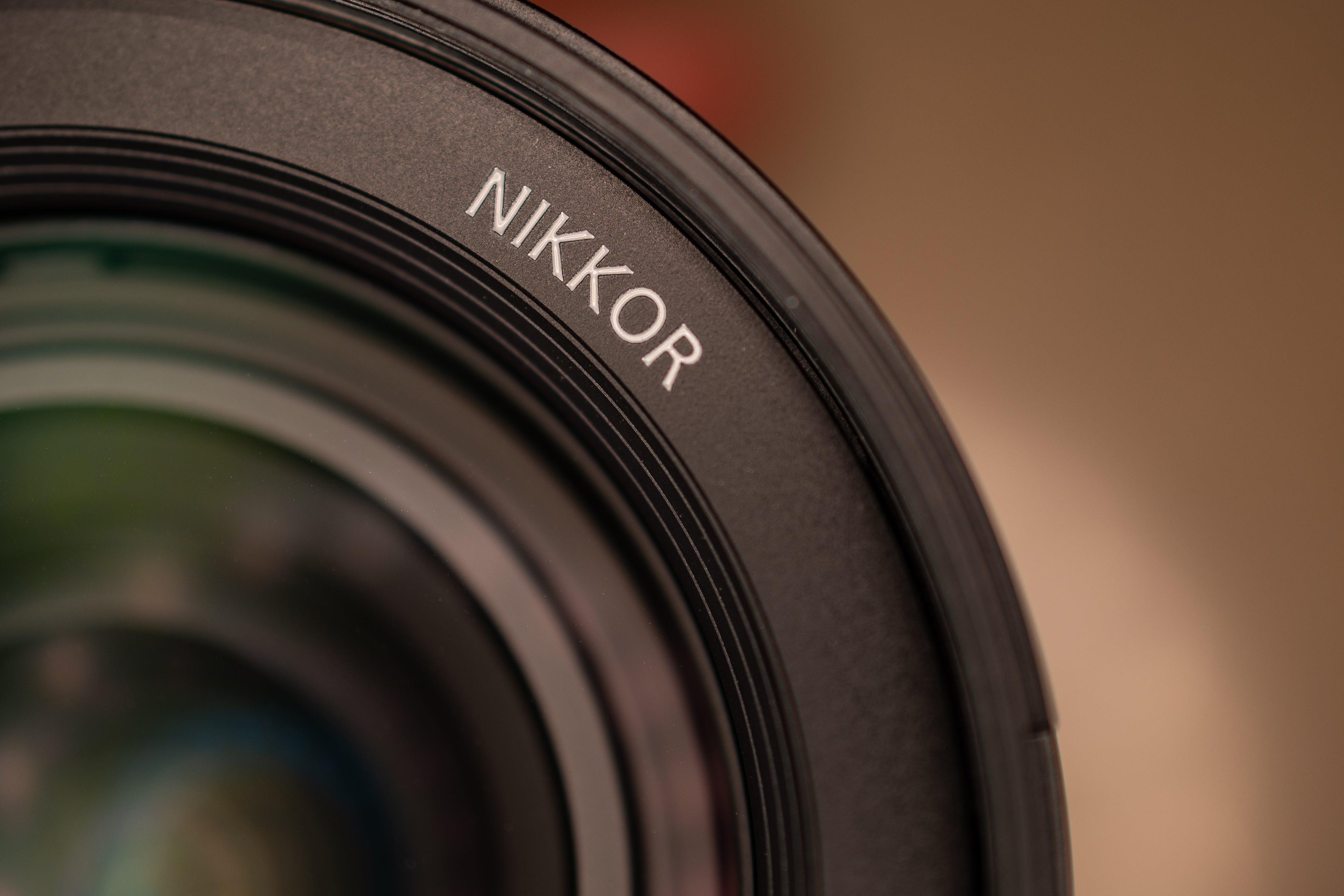 Nikkor Camera Lens