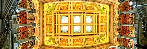 Fotos de stock gratuitas de arquitectura, Arte, belleza, biblioteca