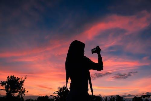 Photos gratuites de ciel, ciel spectaculaire, coucher de soleil, indonésie