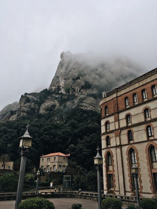 Gratis lagerfoto af bjerge, rejse, spanien, vejr