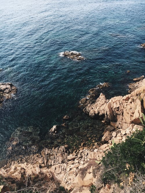 Gratis lagerfoto af bjerge, blå hav, rejse, spanien