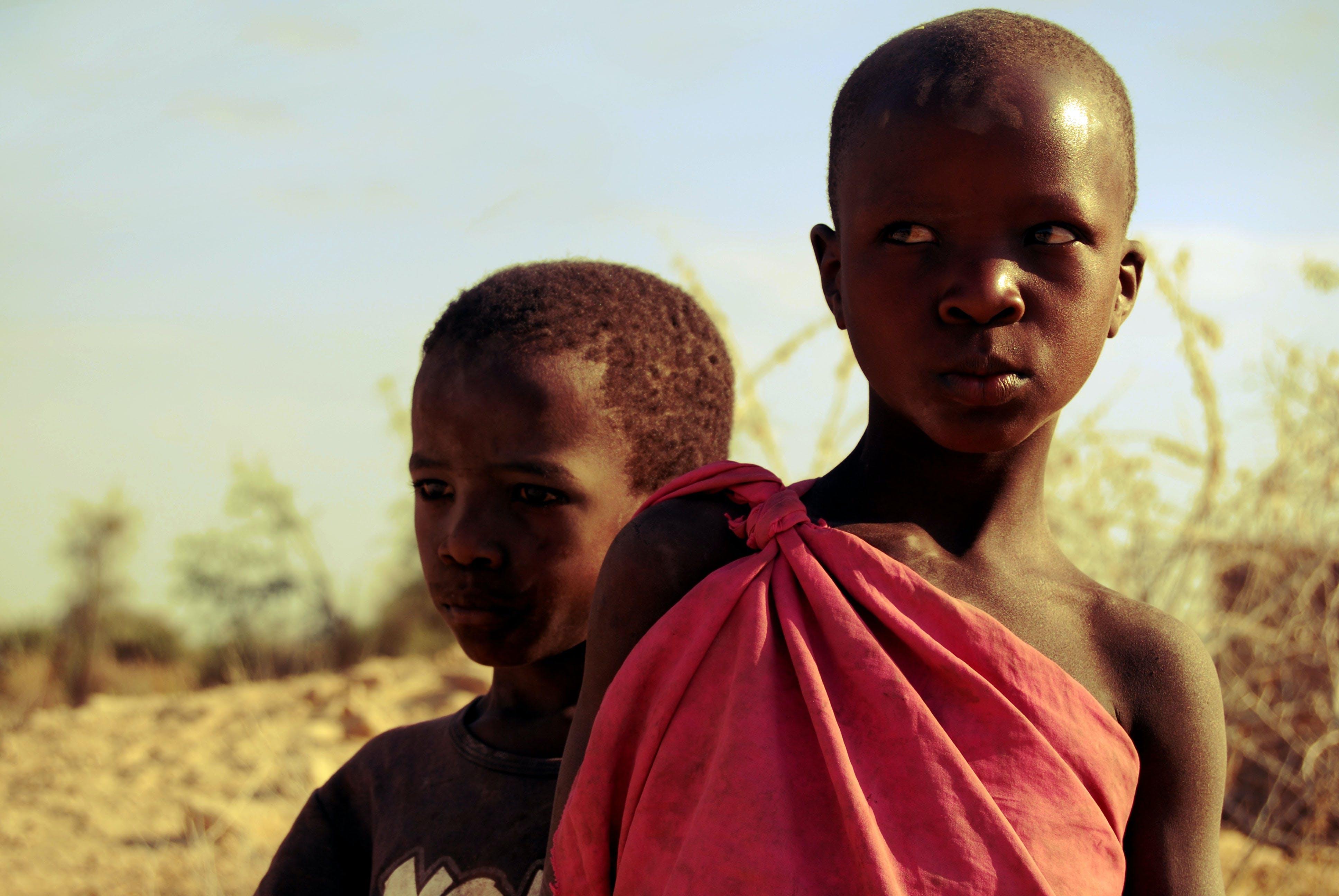 Free stock photo of africa, african, african children, children