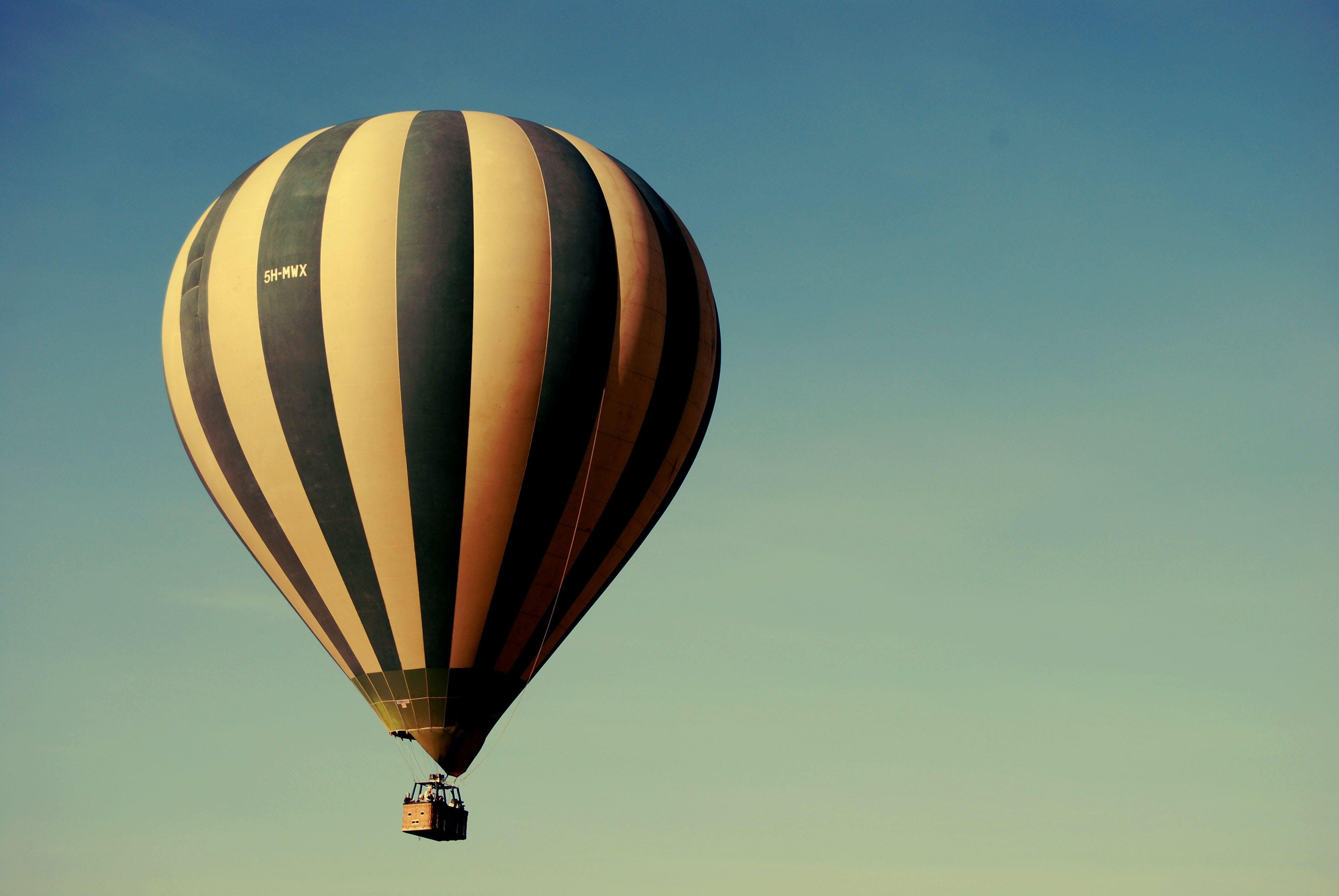 Free stock photo of africa, african, balloon, balloon safari