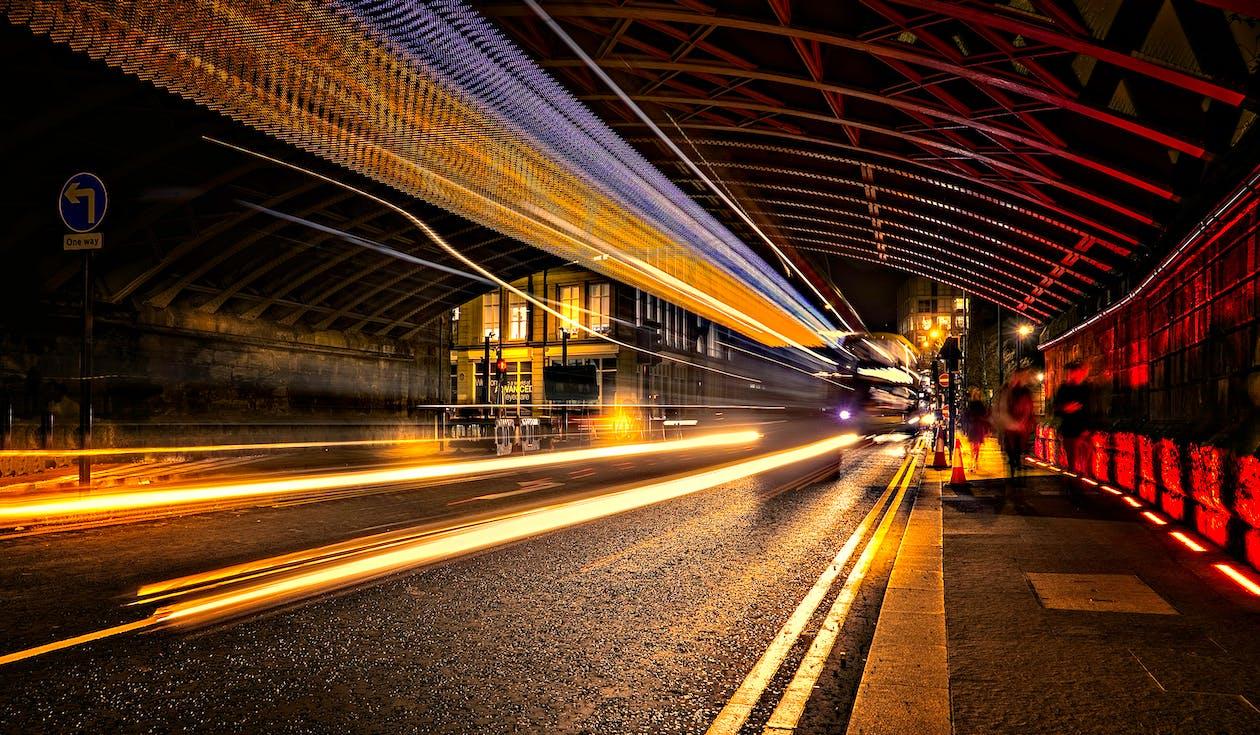 光迹, 地鐵系統, 城市