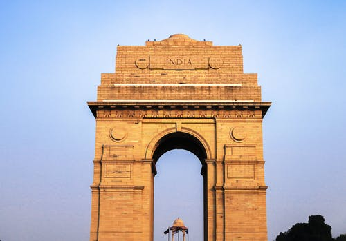 Free stock photo of delhi, india, India Gate, new