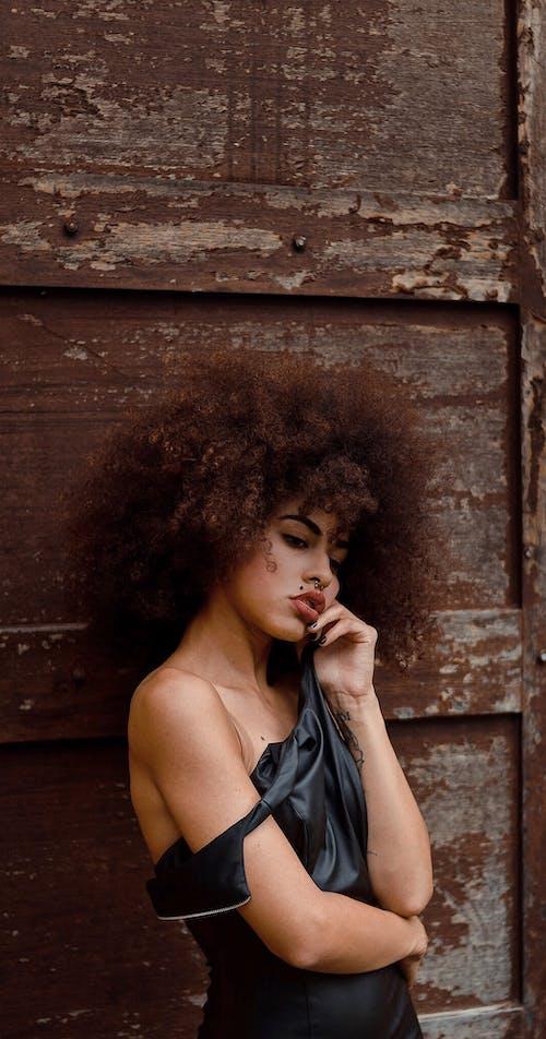 Imagine de stoc gratuită din brunetă, femeie, femeie africană, femeie afro-americană