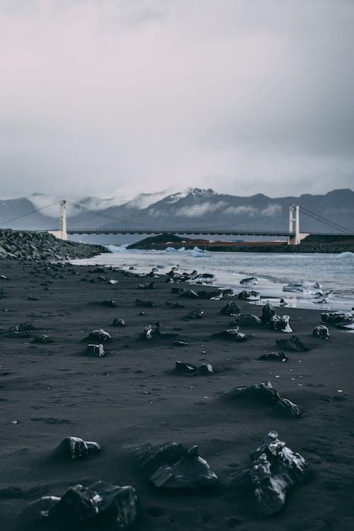 Gratis lagerfoto af hav, outdoorchallenge, strand