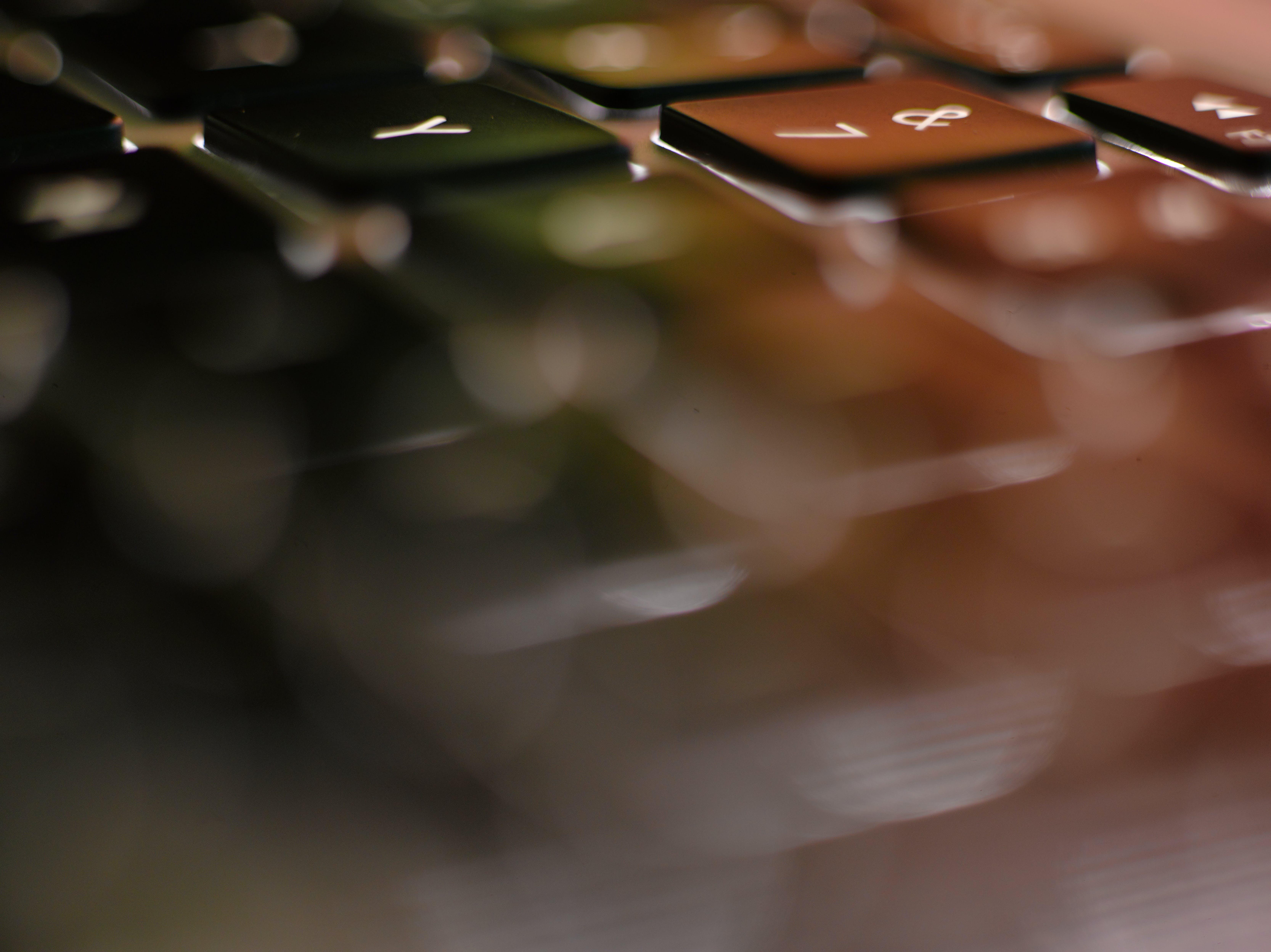 Free stock photo of apple keyboard, keyboard