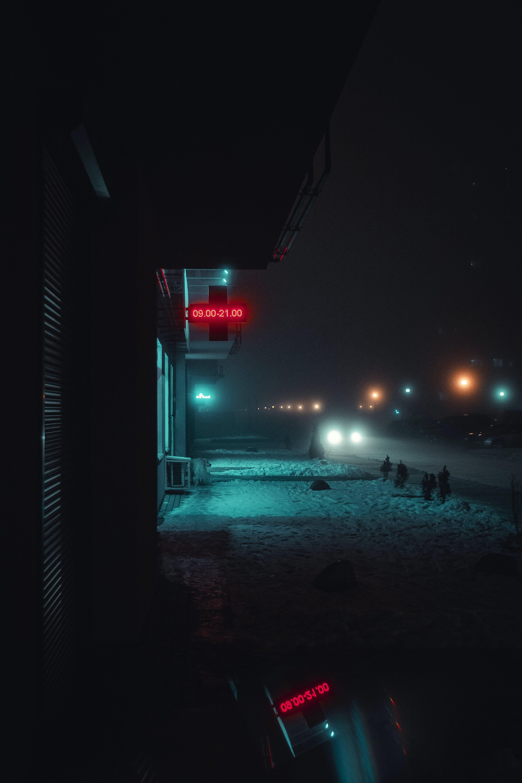Gratis stockfoto met avond, belicht, beweging, donker