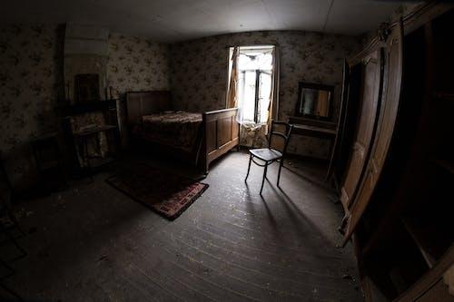 Gratis stockfoto met achtergelaten, appartement, beursvloer, binnen