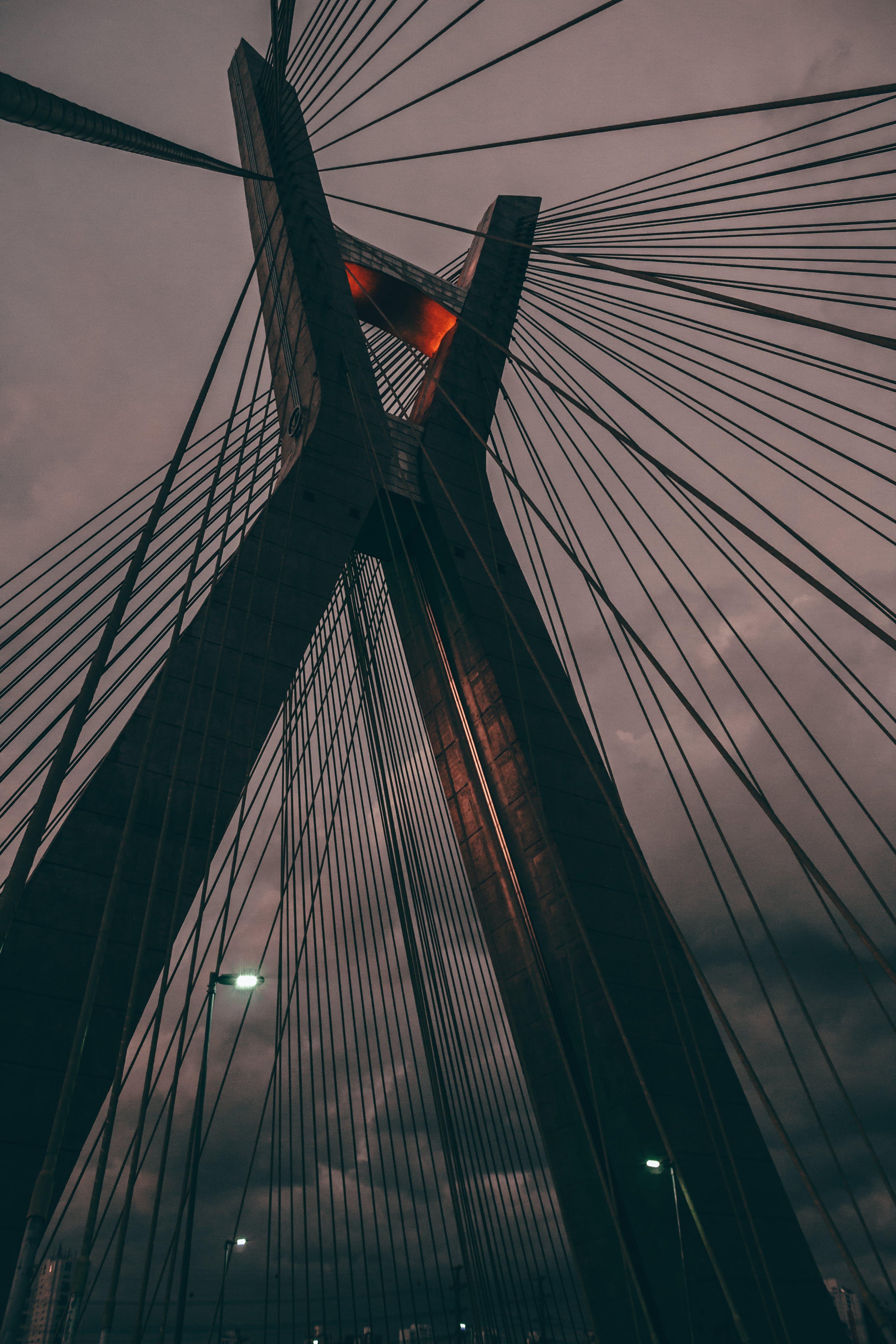シティ, タワー, ダウンタウン, ダークの無料の写真素材
