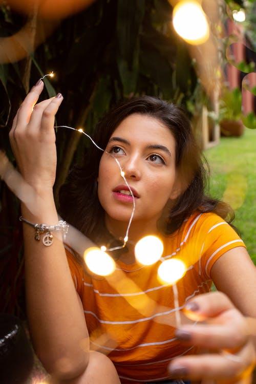 Photos gratuites de amour, ampoules, amusement, beau